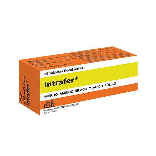 Presentacion Intrafer Tabletas