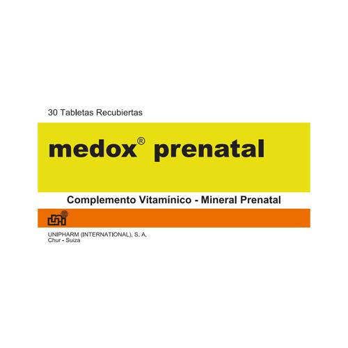 Presentacion Medox Prenatal