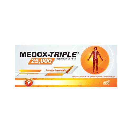 Presentacion Medox Triple 25000