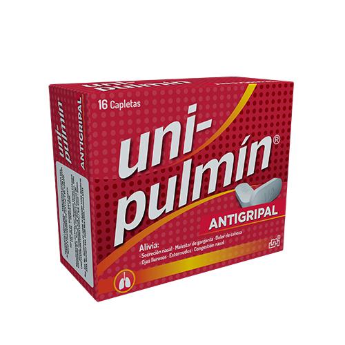 Presentacion Unipulmin Antigripal