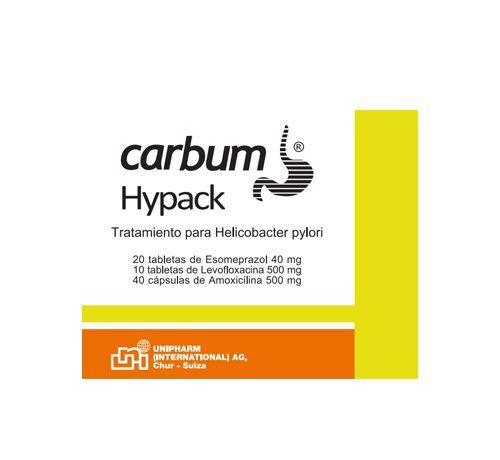 Presentacion Carbum Hypack