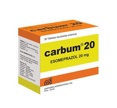 Presentacion Carbum 20