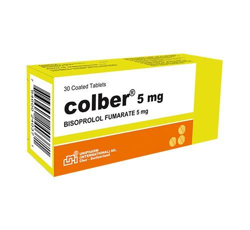 Presentacion Colber 5mg