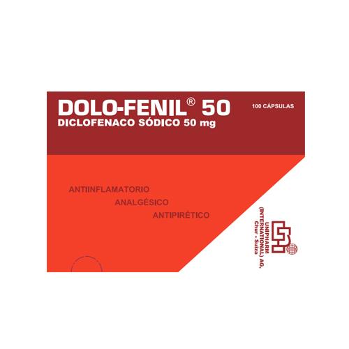 Presentacion Dolo Fenil 50