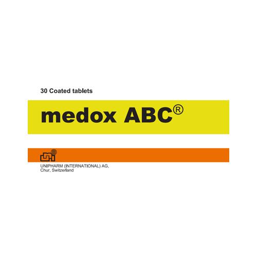 Presentacion Medox ABC Tabletas