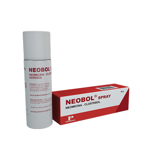 Presentacion Neobol Spray
