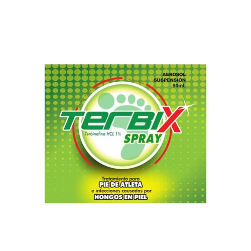 Presentacion Terbix Spray