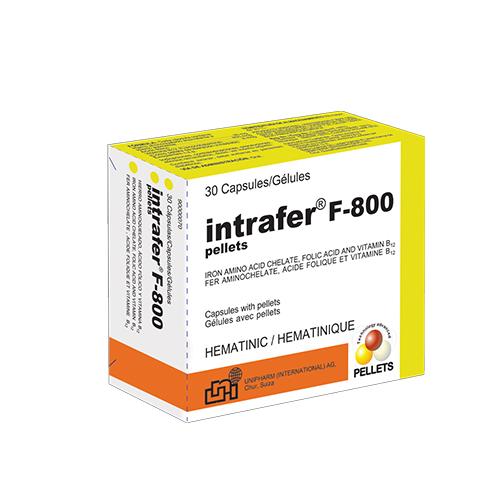 Presentacion Intrafer F800